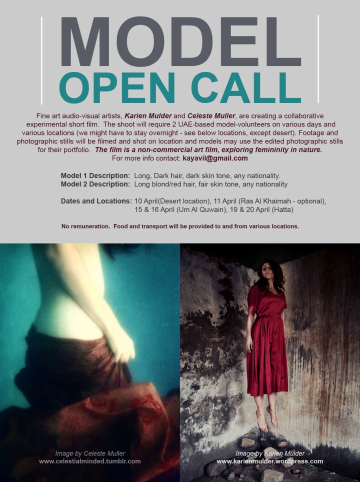 Model Open Call