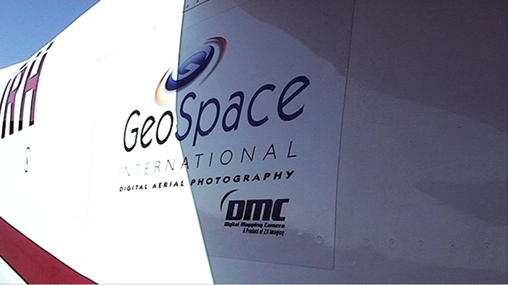 Geospace International (screenshot)