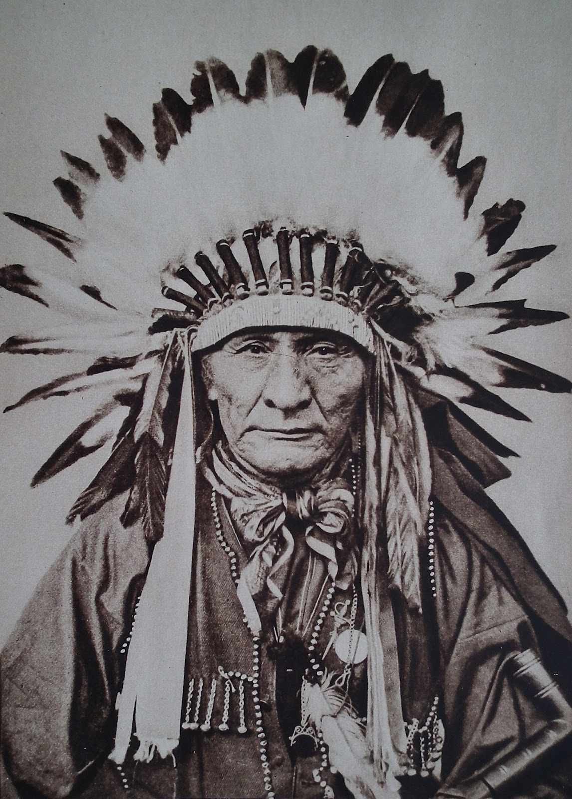 American Indian Face Painting Ideas