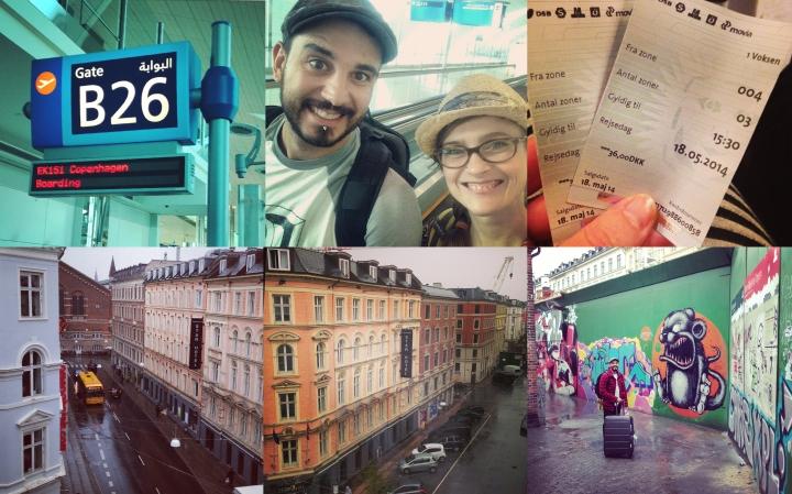 Day 1: Arrive in Denmark