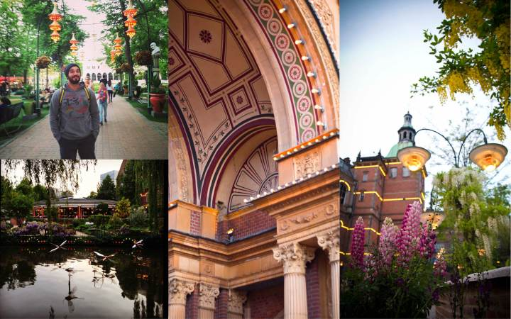 Day 4: Tivoli Gardens