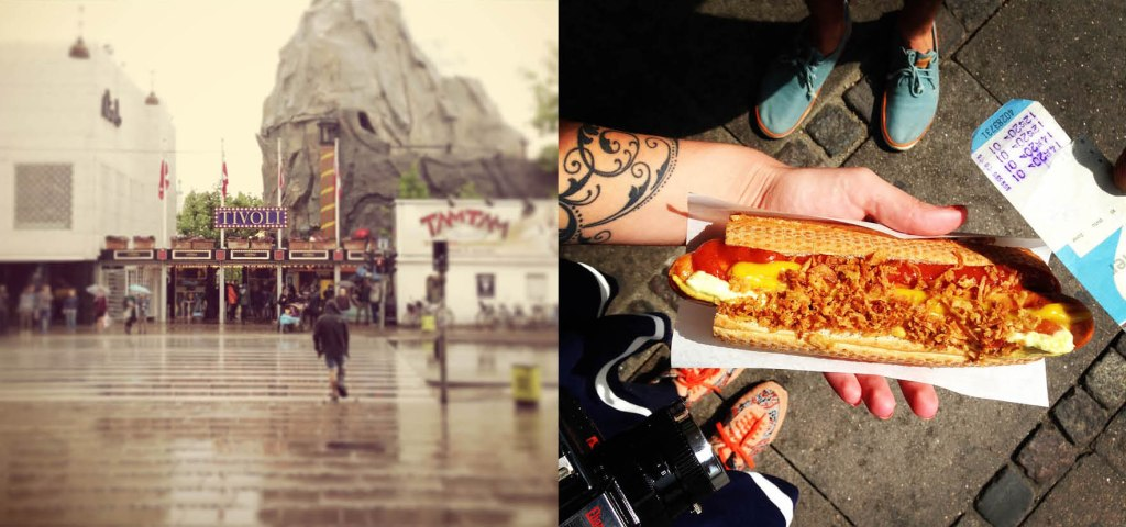 Day 1: Rain and the Frankfurter