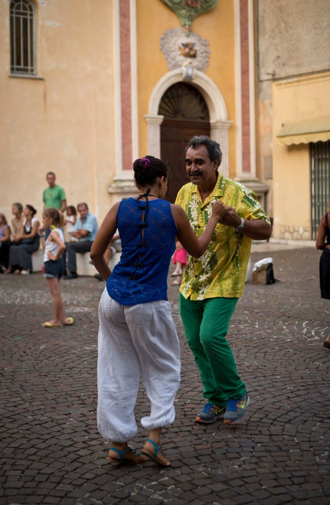 Dancing in the Streets - Vance, Cote D'Azur, France