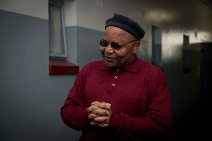Ex-Prisoner Ntando Mbatha - Robben Island, South Africa