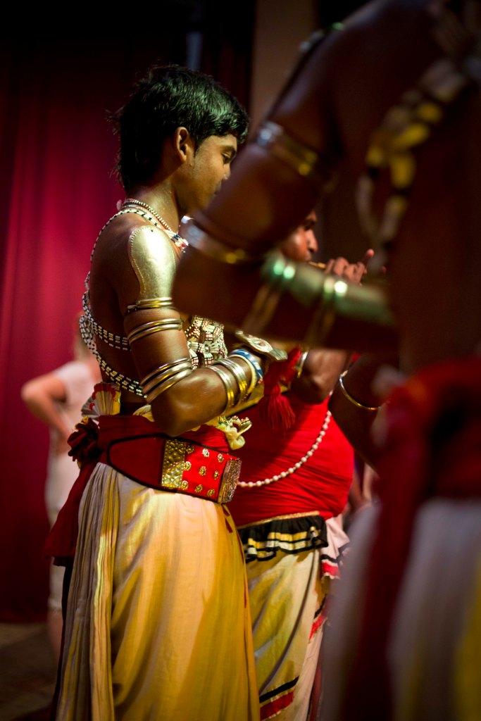 Kandyan Dancers - Kandy, Sri Lanka