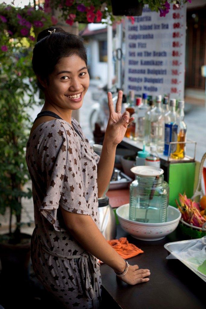 The Juice Lady - Koh Samui, Thailand