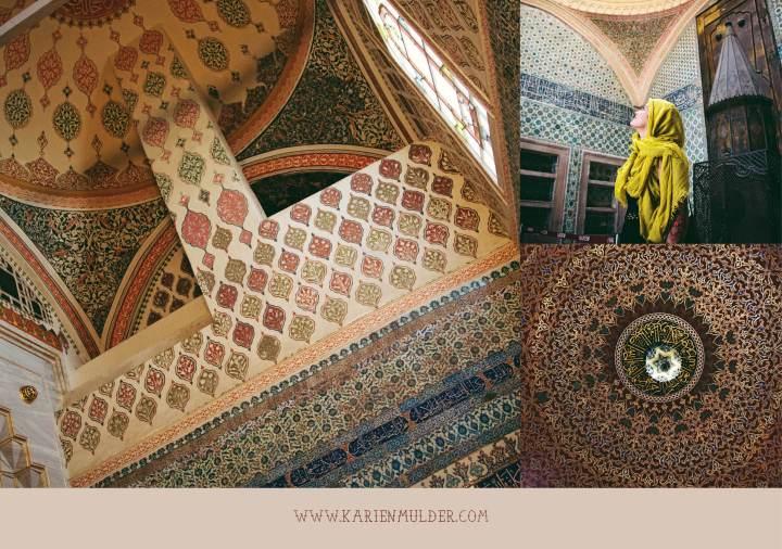 Topkapi Palace, Harem, Interior