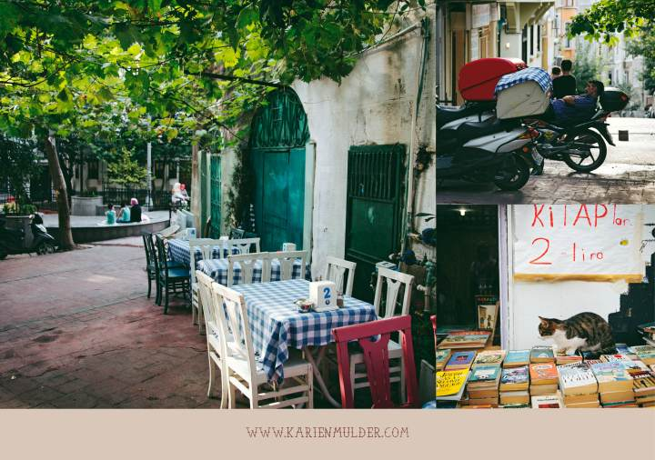 Cafe Culture, Istanbul