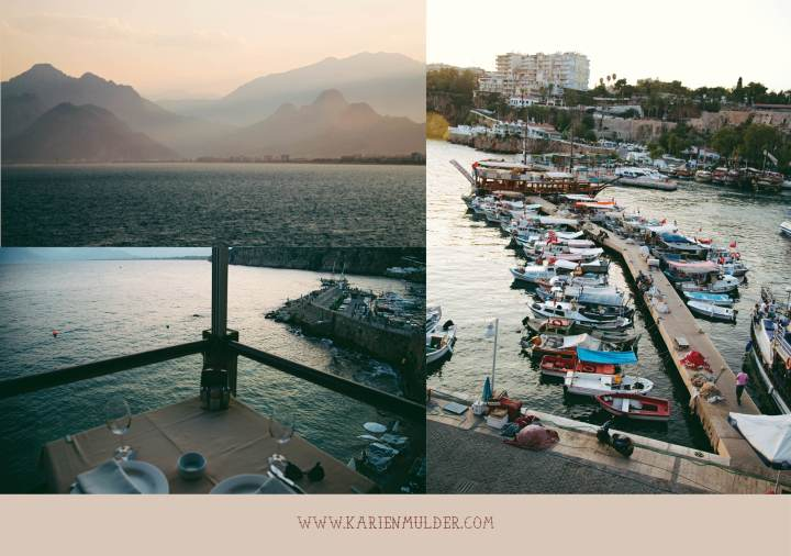 Harbour, Old Town, Antalya
