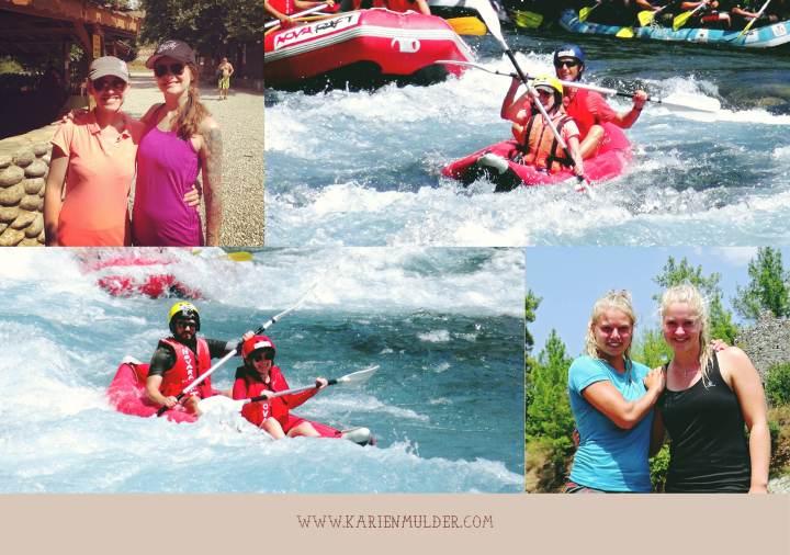 River Rafting, Antalya