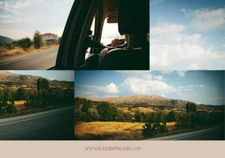 Roadtripping to Fethiye