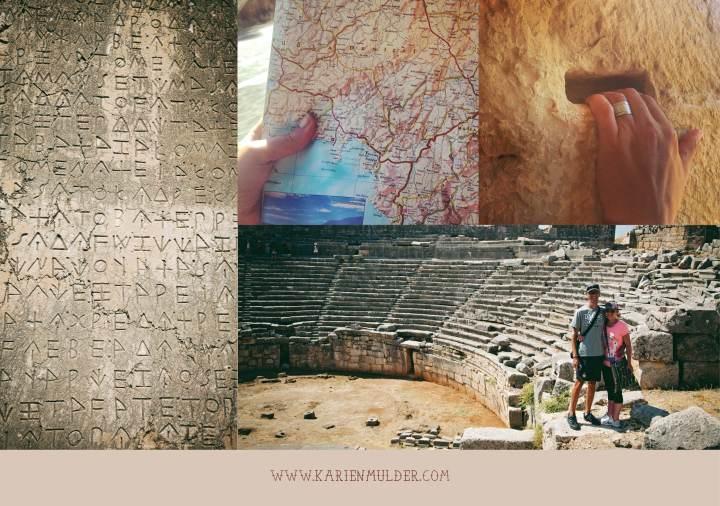 Xanthos Ruins, Fethiye